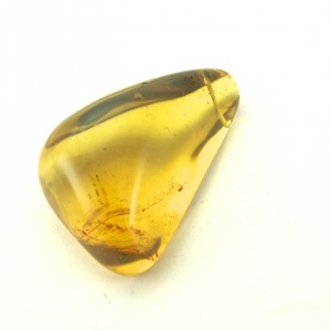 Mexican amber fully polished pendant jewelry