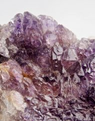 Amethyst Crystal Cluster from Karur India, 476.8 g- Crystals, Rocks, and Minerals