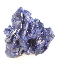 Azurite Specimen 19.5 g from Milpillas Mine in Sonora, Mexico - Crystals, Rocks, and Minerals