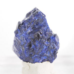 Azurite Specimen 6.50 g from Milpillas Mine in Sonora, Mexico - Crystals, Rocks, and Minerals