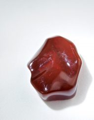 Mexican Fire Opal Cabochon Red 25.34 Carats