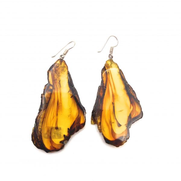 Mexican Amber Earrings