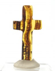 Mexican Amber Cross