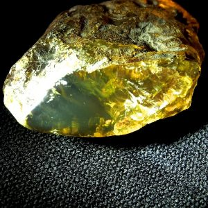 Golden Dominican Amber